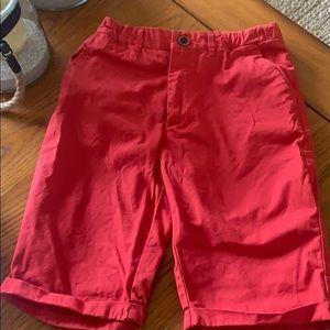 Zara shorts boys. 13-14. Adjustable waist.